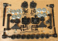 1955 1956 1957 #chevy front end #suspension kit,  View more on the LINK: http://www.zeppy.io/product/gb/2/151827790257/
