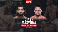 Will Masvidal vs Diaz at UFC 244 be Jorge Masvidal's Retirement Match? Ufc Live Stream, Nate Diaz, Dana White, Game Streaming, Ufc Fight Night, Live Hd, Dwayne The Rock, Win Or Lose