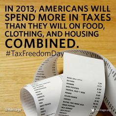 Truth on Tax Freedom Day