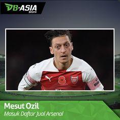 Mesut Ozil nampaknya tidak akan melanjutkan karirnya di Arsenal musim depan. Klub asal London Utara itu diberitakan sudah memasukan Ozil dalam daftar jual mereka di musim panas nanti. Arsenal, Asia, London, Sports, Movies, Hs Sports, Films, Cinema, Movie