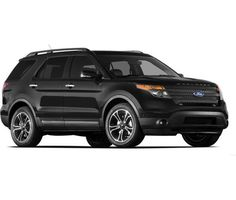 pictures of items the color black   2013 Ford Explorer   Black 2013 Ford Explorer Sport SUV in Greensburg ...