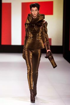 Jean Paul Gaultier Fall 2013 RTW Collection - Fashion on TheCut