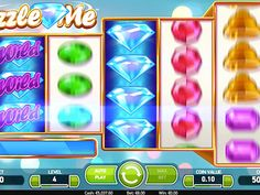 Dazzle Me slots machine