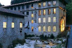 Fabbrica della Ruota, Biella, Piemonte