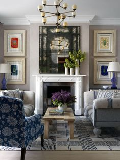Stay Within Your Comfort Zone - ELLEDecor.com