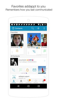 Addappt 2.0 Arrives With A Redesigned Interface, Smart Favorites, Full Group Support, And More