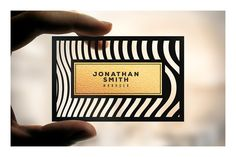 Check out Elegant Business Card by FlatlineRo on Creative Market