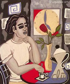 "Jacqueline Ditt - ""Waiting for the Date"" 