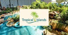 Tropical Islands: Tropical Islands - Europas größte tropische Urlaubswelt