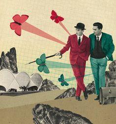 21 Beautiful Modern Vintage Art and Illustrations - My Modern Metropolis