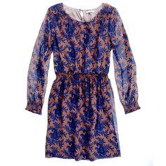 Madewell Paisley Bloom Dress ($168) ❤ liked on Polyvore