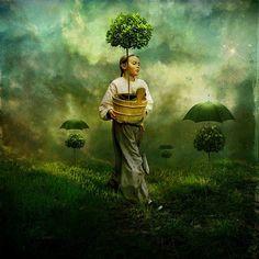 Awesome Photo Manipulations by Ak�am Gunesi