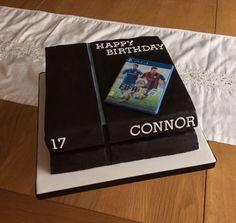 FIFA Playstation 4 cake
