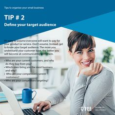 Target Audience, Getting To Know You, Understanding Yourself, Business Tips, Knowing You