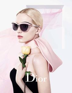 ❤ Dior - pink and black