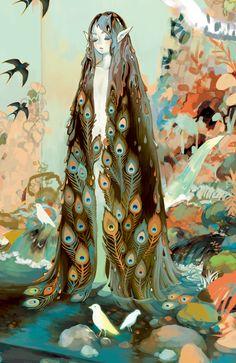 girl painting illustration - girl painting _ girl painting aesthetic _ girl painting acrylic _ girl painting photography _ girl painting easy _ girl painting a picture _ girl painting ideas _ girl painting illustration Art Inspo, Inspiration Art, Bel Art, Fuchs Illustration, Botanical Illustration, Drawn Art, Arte Sketchbook, Art Anime, Pretty Art