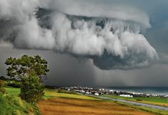 storm over Acona, Italy, via Adele