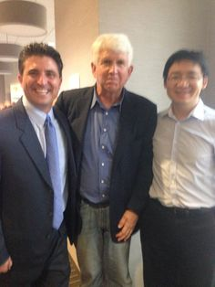 WiseWear Corporation pitches for the famous Dr. Bob Metcalfe at Startup Studio Pitch, Bob, Suit Jacket, Breast, Tech Companies, Suits, Studio, Jackets, Fashion