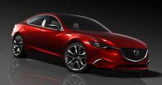 Mazda Takari Concept. Runs on 'clean diesel', cool!
