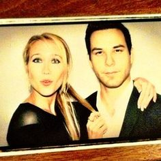 They're basically a walking kodak moment. | Anna Camp And Skylar Astin Are The Perfect Couple
