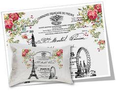 Transferencia de imágenes de París - Collage Digital hoja descargar 370