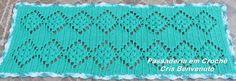 Jogo de Cozinha  em crochê- Passadeira- Rugs, Crochet, Bob, Youtube, Decor, Crochet Carpet, Crochet Ornaments, Kitchen Playsets, Tricot Crochet