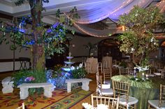 We share Pin By Nayely Villa On Group Theamed Ideas Enchanted Forest Prom, Enchanted Garden Wedding, Enchanted Evening, Dance Themes, Prom Themes, Victorian Wedding Themes, Outdoor Christmas Decorations, Outdoor Decor, Halloween Decorations