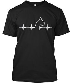 Limited Edition - BOXER Heart | Teespring  I MUST get this T-shirt