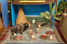 1000 images about indian shoebox diorama on pinterest for What crafts did the blackfoot tribe make