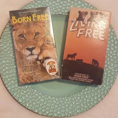 This is a set of 2 VHS tapes. Living free is in very good condition. I apologize for the inconvenience, but this is my policy. | eBay!