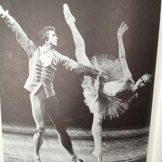 Soviet ballet stars Yuri Soloviev and Gabriella Komleva in The Sleeping Beauty Sleeping Beauty Ballet, Never Good Enough, Dancer Photography, Yuri, Ballerina, Black And White, Stars, Classic, Fictional Characters