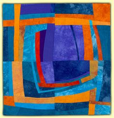 Ellin Larimer: Fiber Artist - Transitions and Other Series