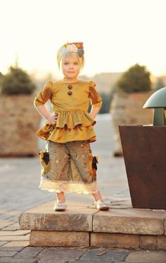 P pocket capri pants - love them!