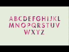 Animated Font (Futura Heavy) After Effects - AcrezHD Animated Fonts, After Effect Tutorial, After Effects, News Blog, Motion Graphics, Typography, Animation, Education, Channel