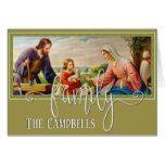 HOLY FAMILY St. Joseph Jesus Mary Card #weddinginspiration #wedding #weddinginvitions #weddingideas #bride