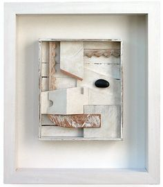 Brancusi's Studio -   By Alex Malcolmson;   Found material, carved and painted wood.