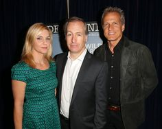 Deadline Hollywood's 2015 Emmy Party: Bob Odenkirk, Patrick Fabian, Rhea Seehorn