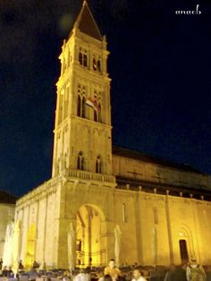 Trogir - St. Lawrence's cathedral  - viajarporques