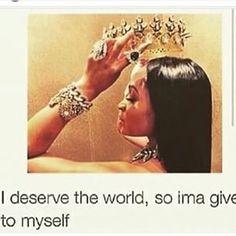 Me myself&i is all I need