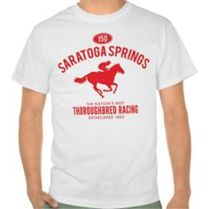 >>>The best place          	Saratoga Springs 150 Vintage Horse Racing T-Shirt           	Saratoga Springs 150 Vintage Horse Racing T-Shirt We provide you all shopping site and all informations in our go to store link. You will see low prices onDiscount Deals          	Saratoga Springs 150 Vint...Cleck Hot Deals >>> http://www.zazzle.com/saratoga_springs_150_vintage_horse_racing_t_shirt-235683511391437462?rf=238627982471231924&zbar=1&tc=terrest