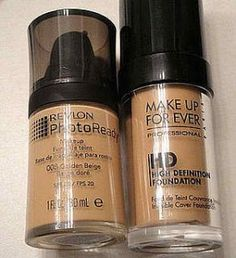 Best 5 Foundation For Oily Acne Prone Skin With Large Pores -makeup- Beauty Tips… Makeup Forever Hd Foundation, Best Drugstore Foundation, Foundation For Oily Skin, Revlon Foundation, Beauty Blogs, Beauty Hacks, Beauty Advice, Beauty Care, Makeup Tricks