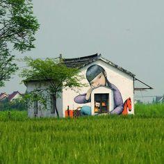 "Julien ""SETH"" Malland - Fengjing, China - Part #6"