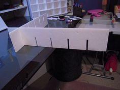 Foam Board Cabinet Tutorial
