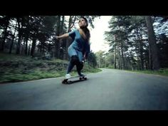 Longboard Girls Crew (great video, The Decemberists(!) on soundtrack, and hints of Taylor as I watch blood roll down one boarder's arm...goTay!)