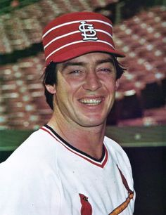 Ted Simmons - St. Louis Cardinals