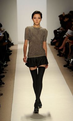 New York Fashion Week: Brian Reyes, Fall 2010