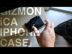 Gizmon iCA iPhone Case & Fisheye Lens Review + Case Giveaway - YouTube
