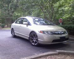 I loved this 5 speed 2012 Honda civic. This was a lot of fun to drive