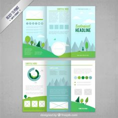 Free Trifold Brochure Templates To Download ดดด - Free tri fold brochure templates
