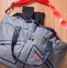 The PERFECT duffle bag. #duffles #accessories #underarmour